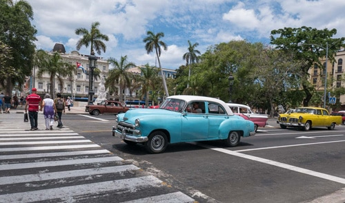 FIVE THINGS THAT MAKE CUBA ONE OF THE COOLEST PLACES YOU'LL EVER VISIT!