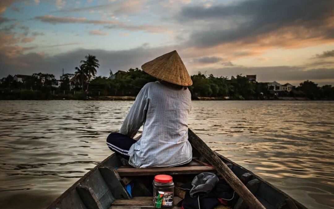 Hoi An – a place of peace, tranquility and so much food