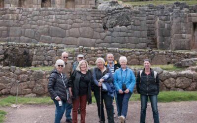 Exploring the Inca ruins and coca leaves in Cusco