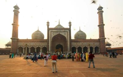 Don't miss these sites in Delhi