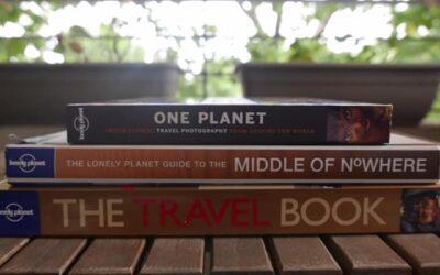 Best books for travel inspiration