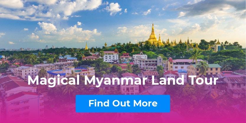 myanmar land tour