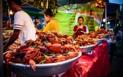 5 Foods you Should Try in Myanmar